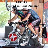 """Schwinn Cycling """"Fartlek"""" inspired in music remistured of Hans Zimmer"""