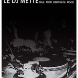 STOUT! Spring mix.A Joyful Deep-House experience by Le'DJ'Mette
