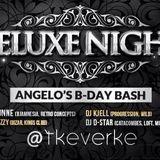Angelo 34 B-Day Bash @  tkeverke 24.01.15       DJ Buzzy