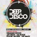 Floor Jacker Safehouse Vol 5 Deep. Disco November 2013 (Nu Disco & Deep House)