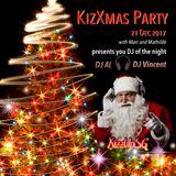 DJ.AL KizXmas Party mix 2017