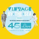 Boca 45 - Pete Isaac - Wayne Hemingway - Mc Kwasi & more @ 45 Live Vintage Festival Morecambe 2/9/17