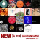 # 57 New [to me]