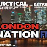 Arctical Podcast #02 London Nation Fm