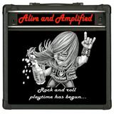 Alive And Amplified - Show #58
