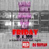 dj seitan | No Tears vol.2 | at RED coffee bar