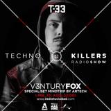 V3NTURYFOX@Techno Killers Radio Show (Special Set MINDTRIP By ARTECH) Dance Machine & Armenia Techno