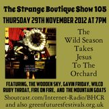 The Strange Boutique Show 105