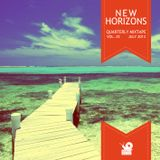 Slowly Man Sound - New Horizons vol. 2 (Quarterly Mixtapes, Reggae, July)