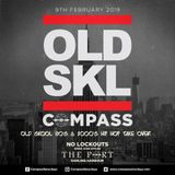 COMPASS - OLD SKL TAKE OVER ''2019'' RNB & HIP HOP MIXTAPE mixed; by DJ.MO™