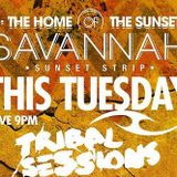 PAWSA live @ Tribal Sessions & Solid Grooves (Savannah, Ibiza) – 08.09.2015