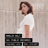 Amelia Holt (Public Records , NY) for We Are Various | 14-05-20