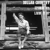 Dollar Country Episode 071:  Livin' It Up