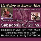 UN BOLERO EN BUENOS AIRES - 21/03/2015