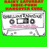 REBELLIOUS RADIOZINE INDIE-PUNK HANGOVER CURE MARCH 2016