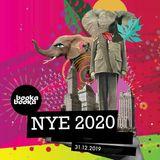 Booka Booka Nye 2020 Live Set 31/12/19