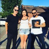 Sarah Arnholz Interviews Joe Karnes of Fitz and the Tantrums On Their Tour Bus