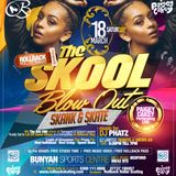 THE SKOOL BLOW OUT - SKANK & SKATE -ROLLBACK ROLLER DISCO - MIXED BY DJ PHATZ