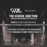 Da Varik @ The Hidden Junction #001 - 02.02.2017