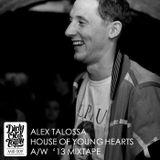 DOTmix 009: Alex Talossa: House Of Young Hearts A/W '13 Mixtape