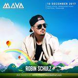 Robin Schulz - MAYA Music Festival 2017 (10.12.2017)