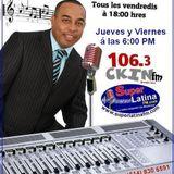 El Concierto de la Salsa Con ANIBAL CRUZ - 19 de Julio 2012