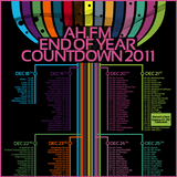 End of Year Countdown 2011 on AH.FM (19-12-2011)
