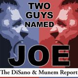 Two guys named Joe The DiSano and Munem report December 23rd, 2010