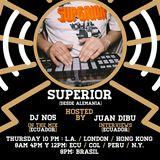 Only In Latin America Radio Show - DJ NO5 & Bura - Episodio #37 - SUPERIOR (Alemania)