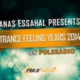 Anas Essahal pres. Trance Feeling 148 (YEARMIX 2014)