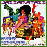 CAR CHASE FUNK =Driving Action Funk= Earth Wind & Fire, Mohawks, Sharon Jones, Blenders Ltd, Gigi...