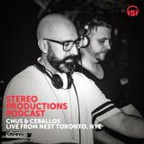 WEEK04_16 Chus & Ceballos Live from Nest Toronto, NYE
