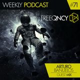 FreeQNCY PODCAST #70 GUEST MIX Arturo Bañuelos