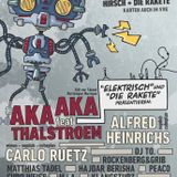 ROCKENBERG & GRIB @ Hirsch 20.03.15 (DeepHouse)