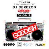 Dj Derezon // GOODiSH Selection Vol.1 // 04-01-18
