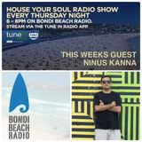 HYS Show On Bondi Beach Radio with GK and Ninus Kanna 1.9.16