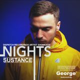 SUSTANCE (DISPATCH RECORDINGS) - GUEST MIX ON GEORGE FM NIGHTS WITH JAY BULLETPROOF
