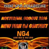 Nocturnal Groove 4 DJ Comp Mix - Zero G