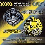 CHOCO BORDELIK ( mix drum) @ SISME.KLG party 07.01.2012