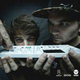 Camo & Krooked (Mosaik Musik, RAM Records - BMG) @ The Big Fucking Show, FM4 Radio (30.12.2016)