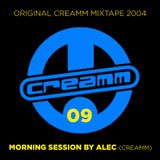 Original 2004 morning session recorded at Creamm Haasdonk!