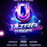 Afrojack – Live @ Ultra Europe 2014 (Croatia) – 13-07-2014