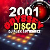 2001 Odyssey Disco DJ Alex Gutierrez
