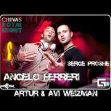 Chivas Royal Night / Mantra (Kiev) / Angelo Ferreri