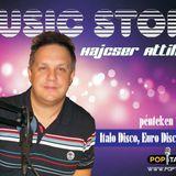 Music Story Hajcser Attilával. A 2017. Augusztus  18-i műsorunk. www.poptarisznya.hu