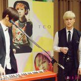 130610 Super K-pop by Sam Carter_Guest - Teo & Yun (Lunafly)