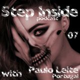 Step Inside Podcast #07 with: Paulo Leite (Portugal)