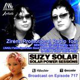 Solar Power Sessions 717 - Suzy Solar and Zirenz