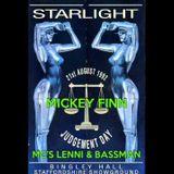 Mickey Finn @ Starlight 1992