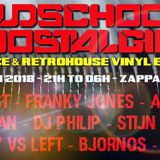 dj Franky Jones @ Zappa - Oldschool Nostalgia 10-03-2018
